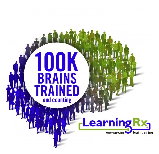 LearningRx Launches 100K Giveaway and Celebration During Learning Disabilities Awareness Month